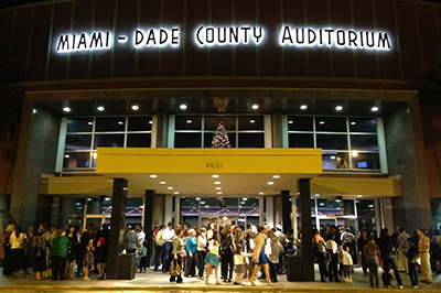 Miami-Dade County Auditorium